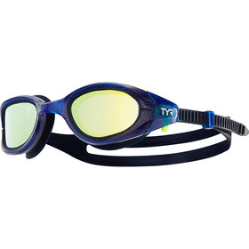 TYR Special OPS 3.0 Polarized Lunettes de protection, gold/navy/navy